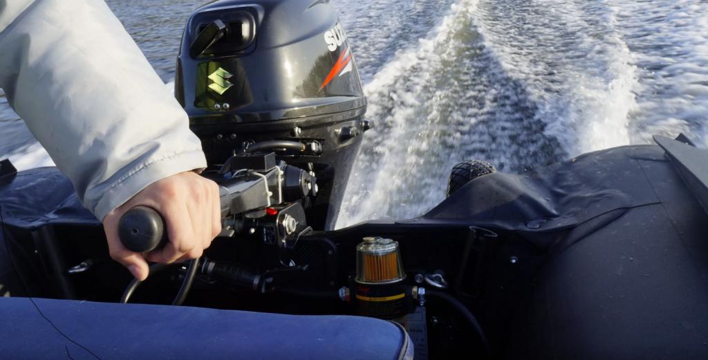 Как зарегистрировать лодочный мотор