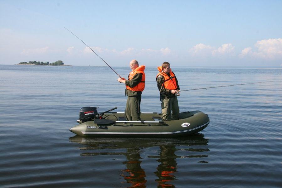 какая лодка пвх для рыбалки лучше
