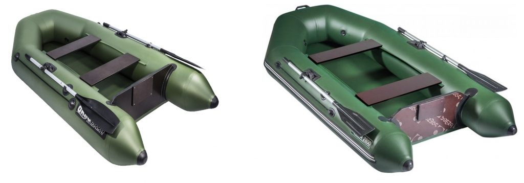 аква 2600 и аква 2800 в ретйинге лучших лодок под мотор