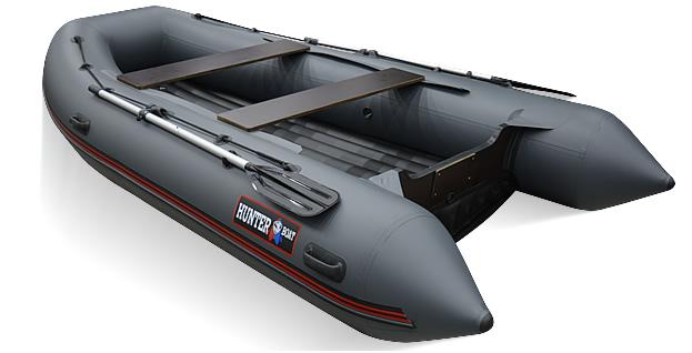 лодка пвх под мотор Хантер 360 А для рейтинга лучших моторных лодок