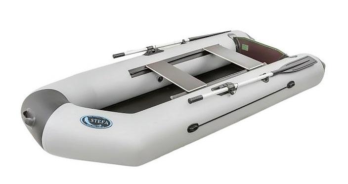 Лодка ПВХ STEFA 2800 М С (слань во все дно) Standart для рейтинга моторных лодок